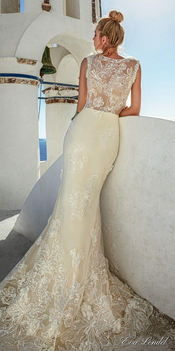 Mariage - Eva Lendel Wedding Dresses 2017 – Santorini Collection