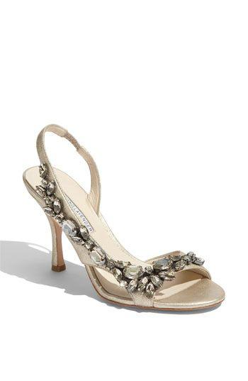 Wedding - Vera Wang Lavender 'Elizabeth' Sandal