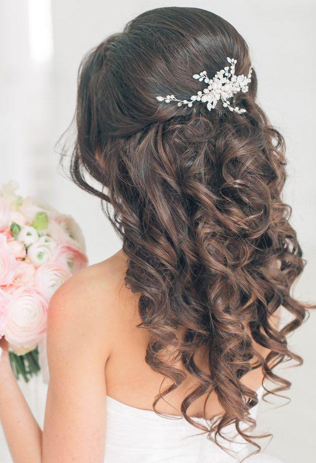 Hochzeit - Wedding Hairstyle Inspiration