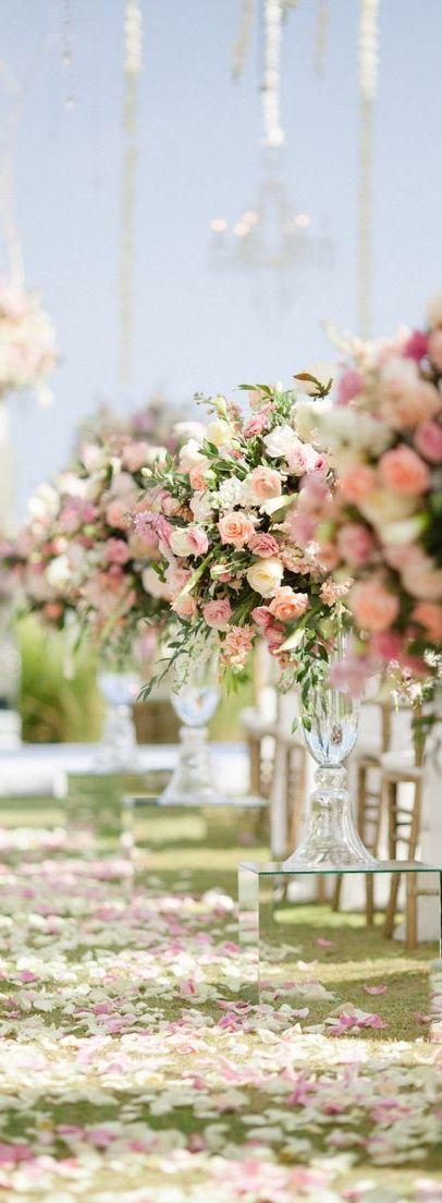 Hochzeit - Flower Decor