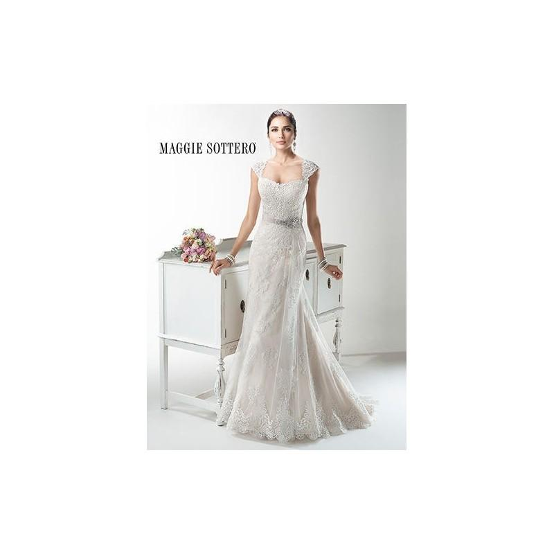 Boda - Sottero and Midgley Maggie Bridal by Maggie Sottero Joelle-BB4MS062 - Fantastic Bridesmaid Dresses