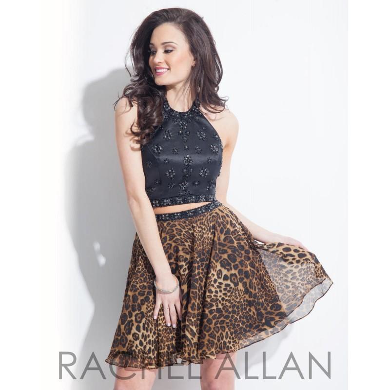 Wedding - Black Rachel Allan Homecoming 4053 Rachel ALLAN Homecoming - Rich Your Wedding Day