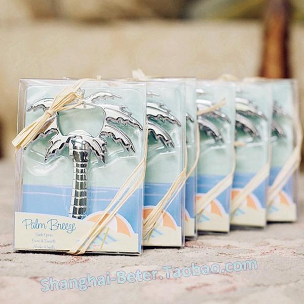Boda - Beter Gifts® 歐式結婚小物 開瓶器 新娘小禮物WJ097海洋系列 婚禮單身派對回禮