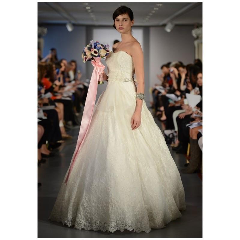 Hochzeit - Ines Di Santo Cicely - Charming Custom-made Dresses