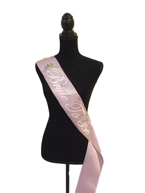 Hochzeit - Bride To Be Sash,Bachelorette Sash,Bachelorette Party Sash,Party Sash,wedding party sash,bridal sash,pageant sash,Bridal Party sash