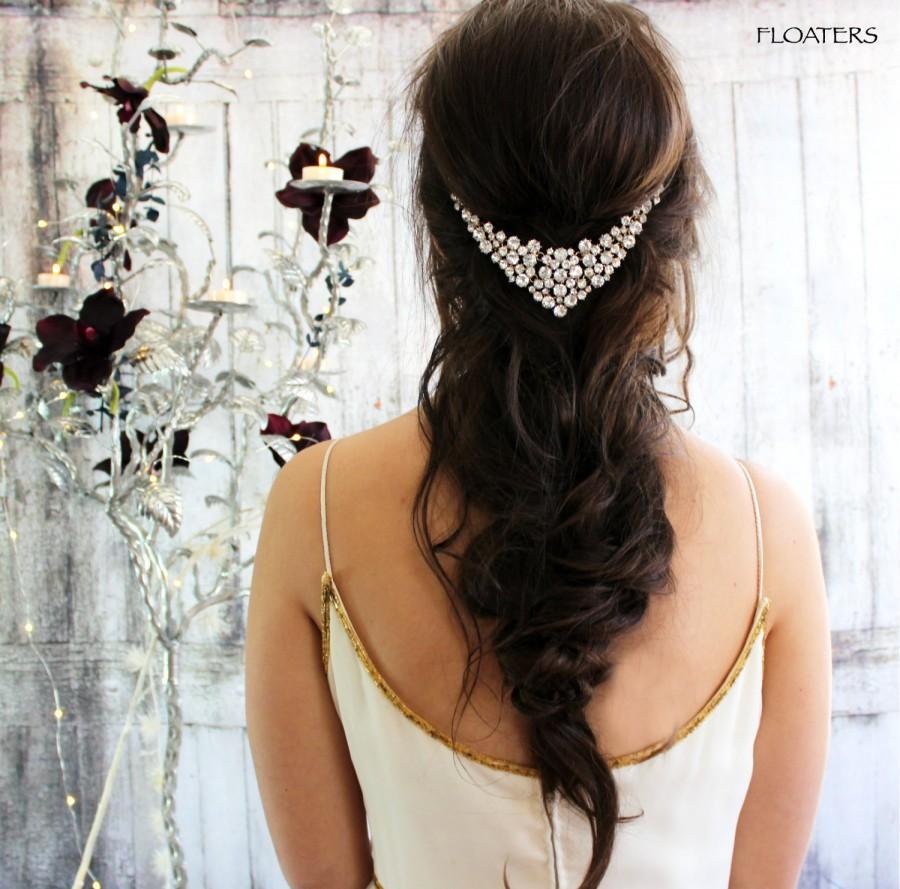 Свадьба - Bridal Jewelry Set, Bridal Headpiece, Wedding Hair Jewelry