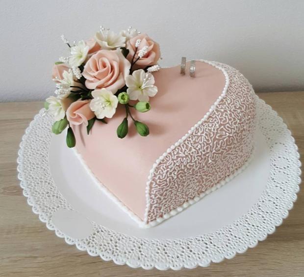 زفاف - Love Cake