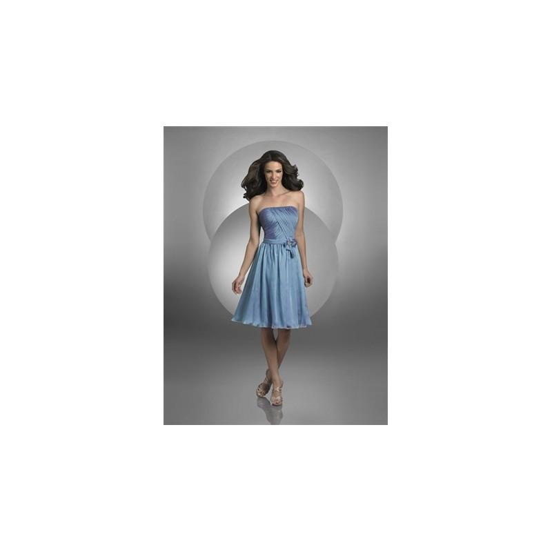 Hochzeit - Bari Jay Bridesmaid Dress Style No. IDWH428 - Brand Wedding Dresses