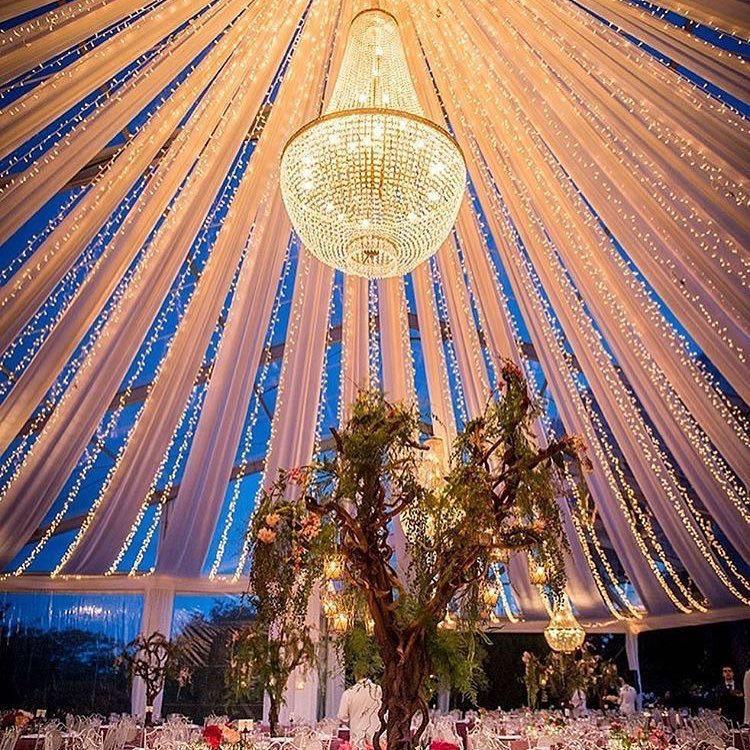 Mariage - Iluminacion para bodas / lighting for weddings