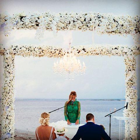 Mariage - Boda en la playa