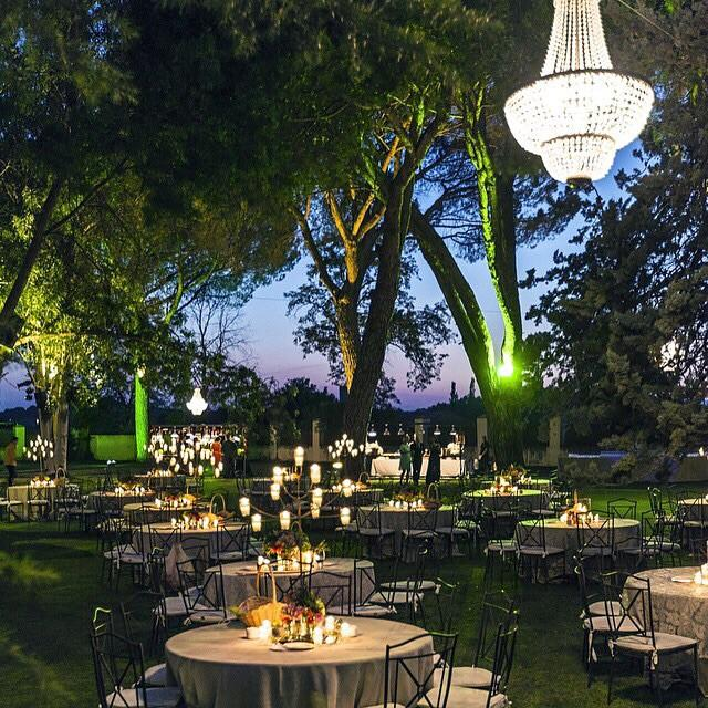 Boda en jardin madrid 2667308 weddbook for Boda madrid jardin
