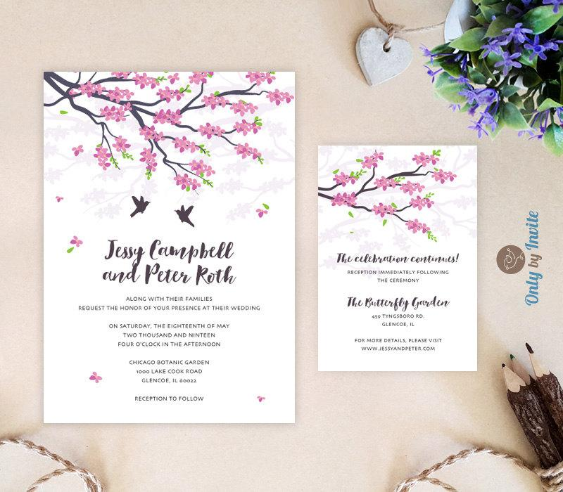 Boda - Elegant Wedding Invitations