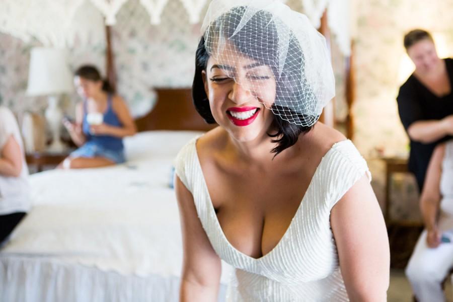 Mariage - Full Double layer bandeau birdcage veil - Bandeau Veil, Birdcage Veil, Wedding Veil, Bridal Veil, Russian Veil Tulle Veil, Bird Cage Veil