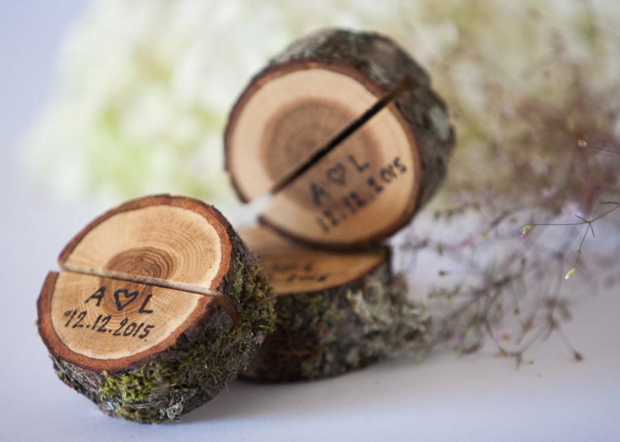 15 personalized oak wedding table number holders place card holder