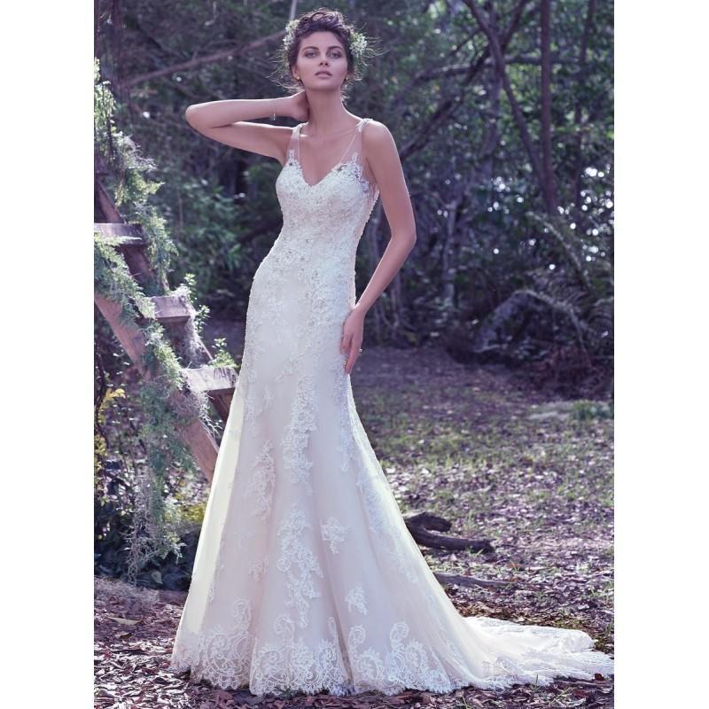 Boda - White Maggie Bridal by Maggie Sottero Wynter - Brand Wedding Store Online
