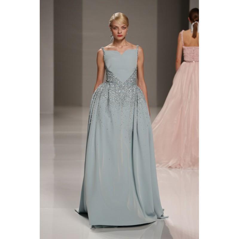 Wedding - Georges Hobeika Couture Spring-Summer 2015 Look 22 -  Designer Wedding Dresses