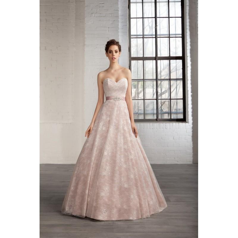 Wedding - Robes de mariée Cosmobella 2016 - 7758 - Superbe magasin de mariage pas cher