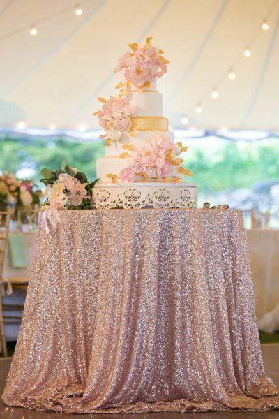 زفاف - Romantic Jonathan Edwards Winery Sunset Wedding