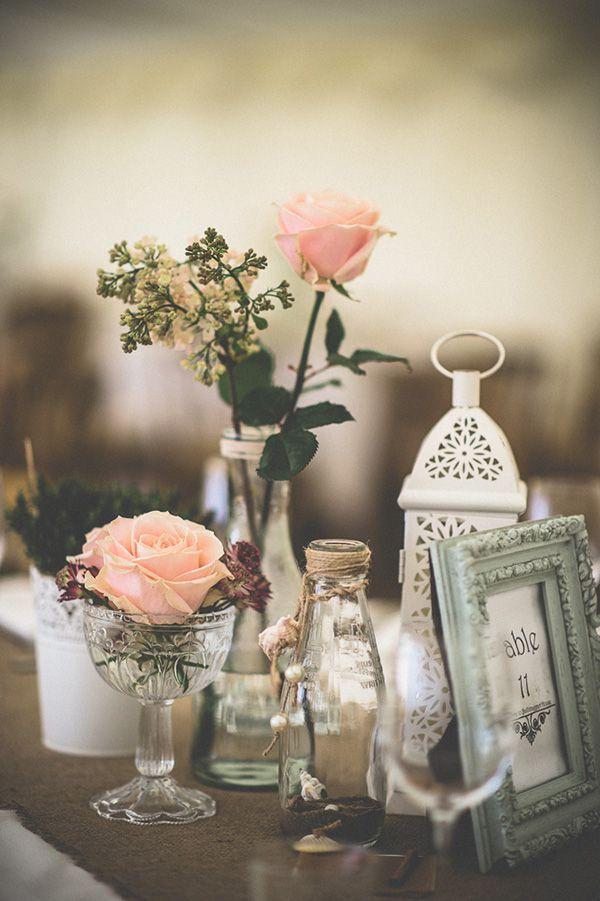 Свадьба - A Seaside Affair - Lisa And Michael's Sweet And Beachy Ballintaggart House Wedding