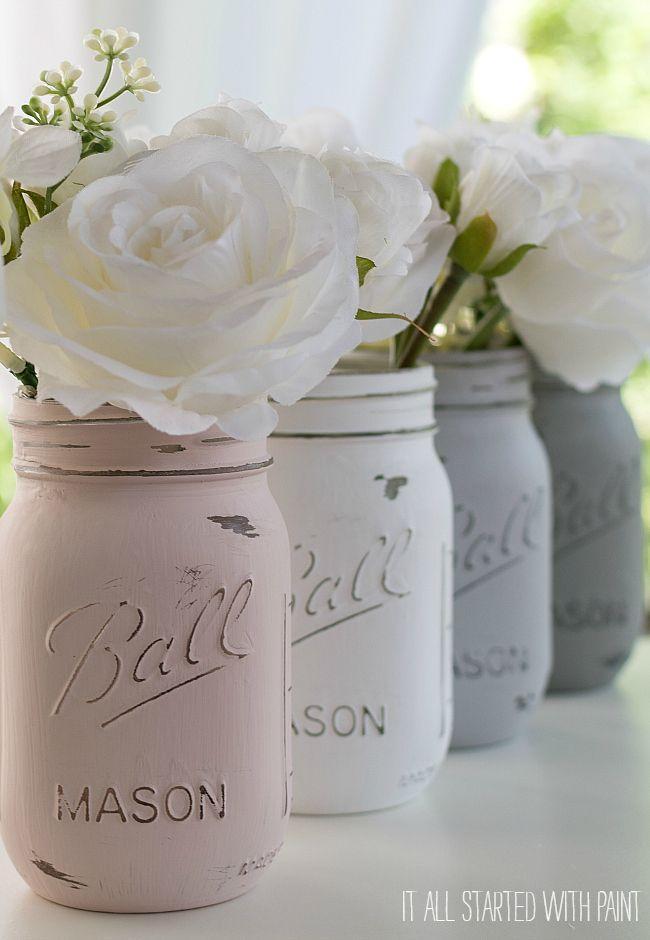 Hochzeit - Mason Jars
