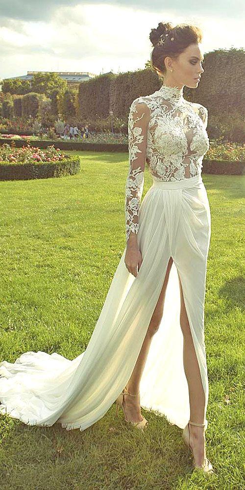 Mariage - 21 Lace Wedding Dresses That You Will Absolutely Love