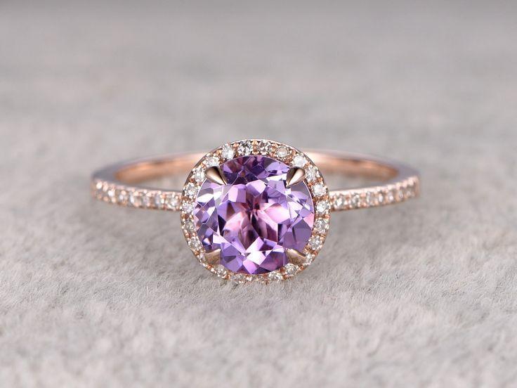 Mariage - 21 Ideas For A Breathtaking Amethyst Wedding