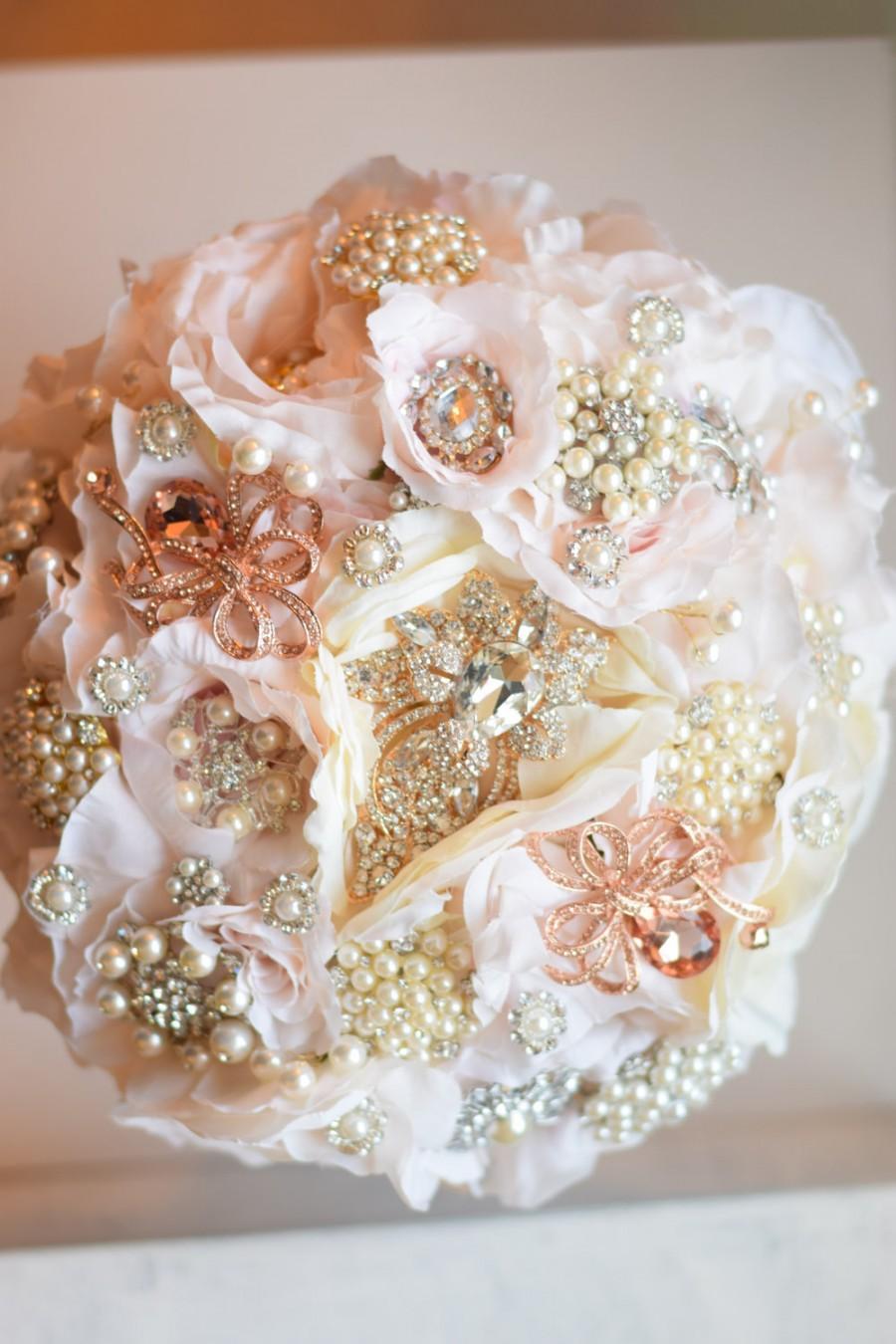 Wedding - Ready to Ship English Garden Bouquet