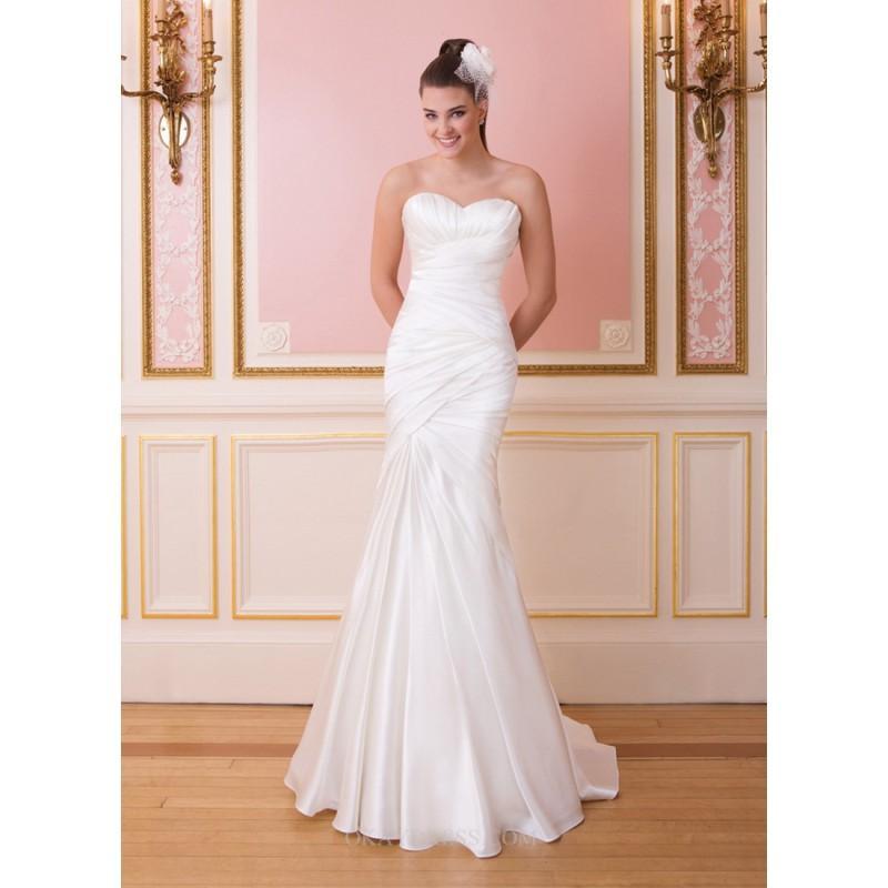Mariage - Sweetheart Bridal 6011 Bridal Gown (2013) (ST13_6011BG) - Crazy Sale Formal Dresses