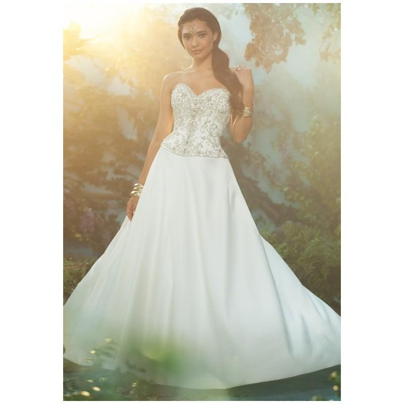 Hochzeit - Disney Fairy Tale Weddings by Alfred Angelo 222 - Charming Custom-made Dresses
