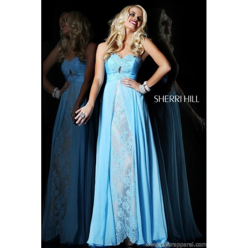 Свадьба - 21088 Sherri Hill - HyperDress.com