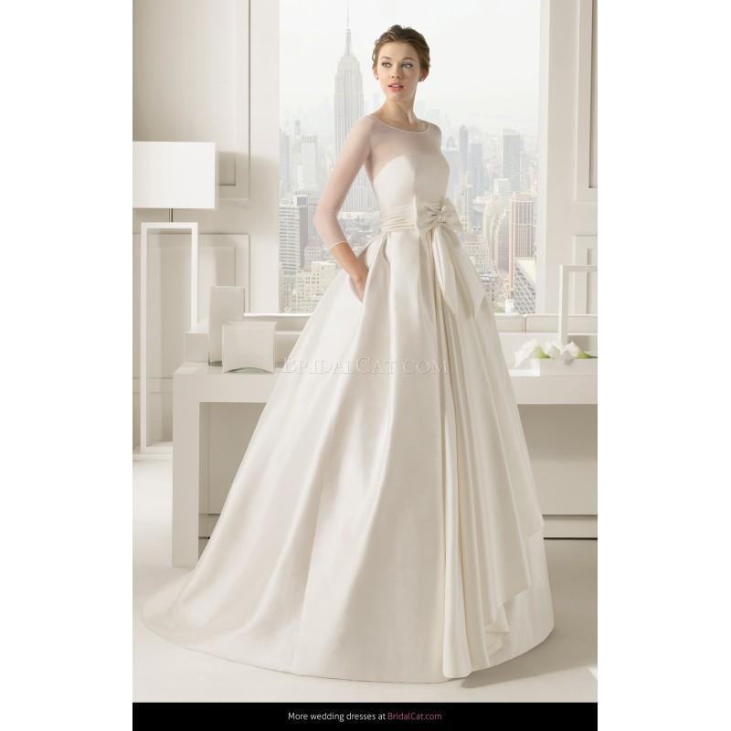 Rosa Clara 2015 Segovia - Fantastische Brautkleider #2669219 - Weddbook