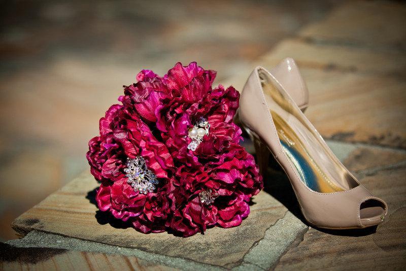 Wedding - Victorian Bliss Bouquet