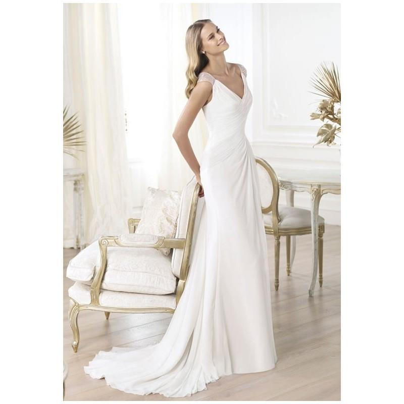 Hochzeit - PRONOVIAS Fashion Collection - Lali - Charming Custom-made Dresses