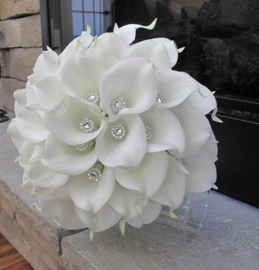 Silk Wedding Bouquet Weddbook