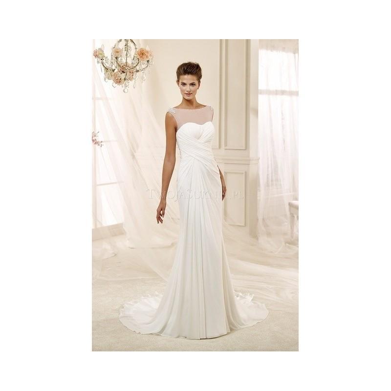 Mariage - Colet - 2017 - COAB16243 - Glamorous Wedding Dresses
