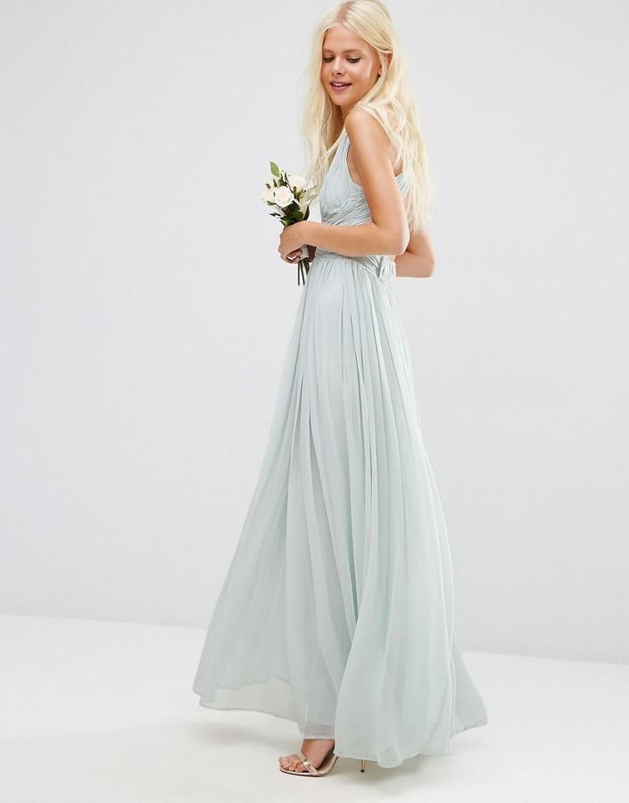 Hochzeit - ASOS WEDDING Hollywood Maxi Dress