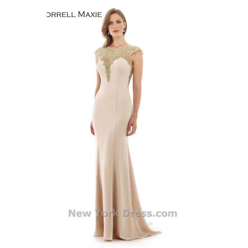 Wedding - Morrell Maxie 15233 - Charming Wedding Party Dresses