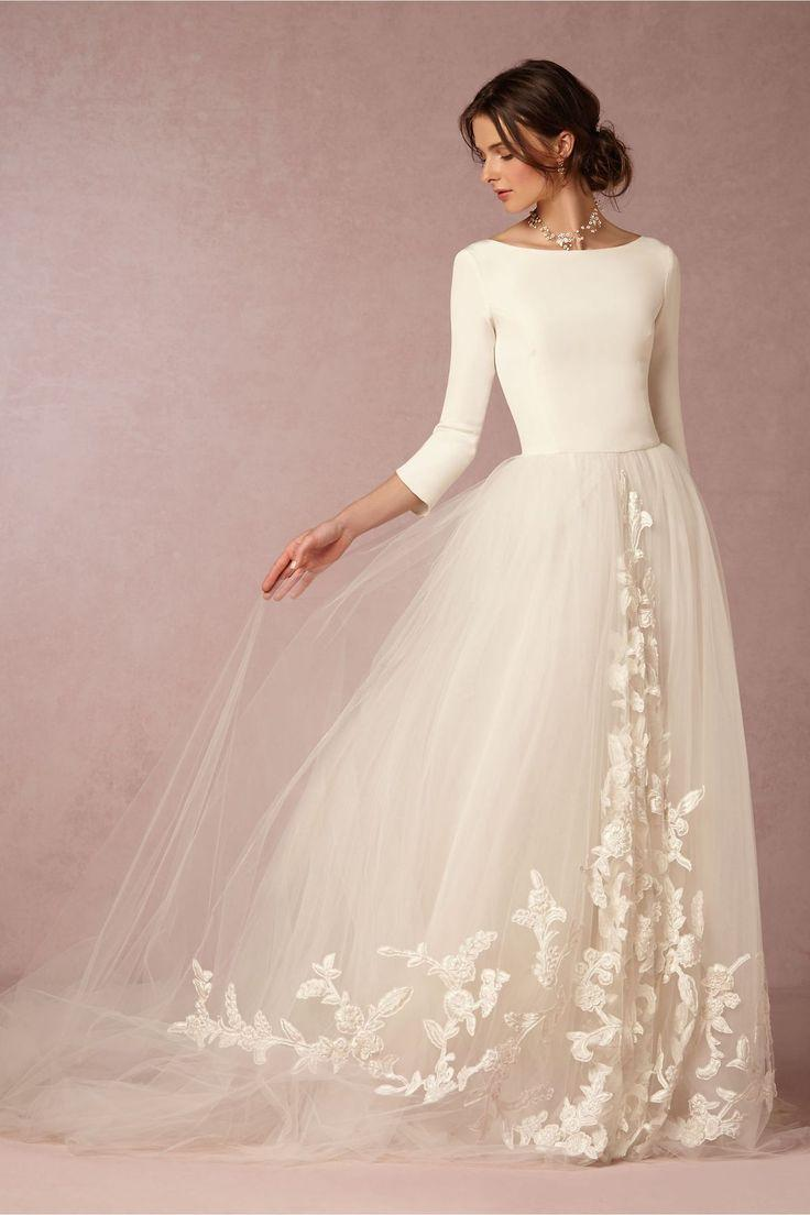 Dress - Modest Wedding Dresses Best Photos #2670574 - Weddbook