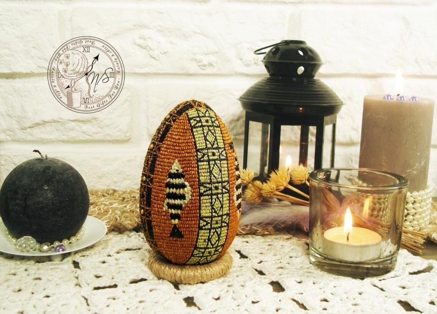 زفاف - Easter Egg decorated with seeds - Easter - Easter eggs - Easter decor - Egg