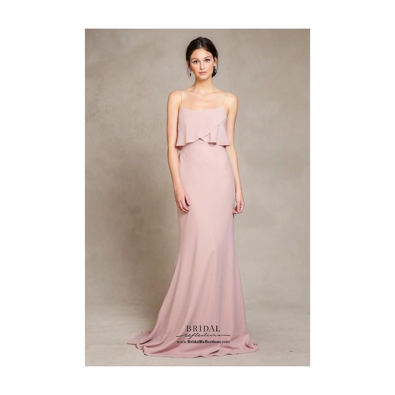 1ed38a6d2a9 Jenny Yoo Blake - Burgundy Evening Dresses  2670759 - Weddbook