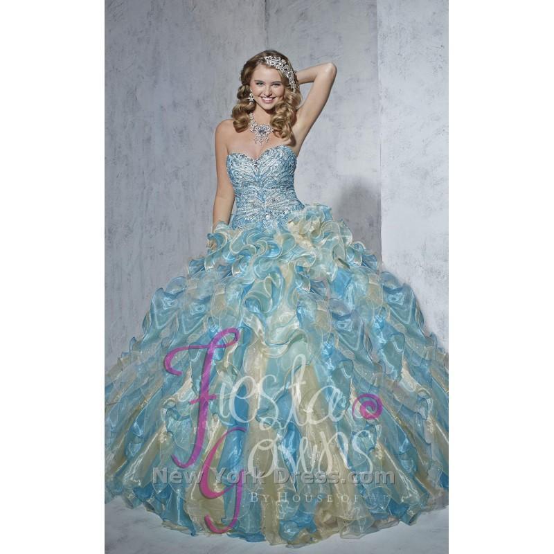 Mariage - Tiffany 56251 - Charming Wedding Party Dresses