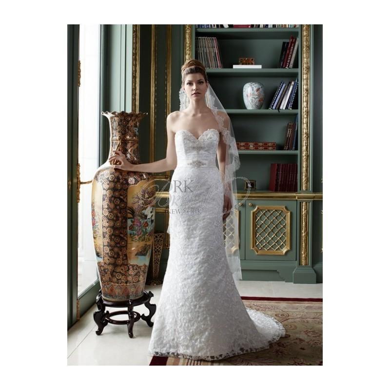 Свадьба - Casablanca Bridal Fall 2012 - Style 2081 - Elegant Wedding Dresses