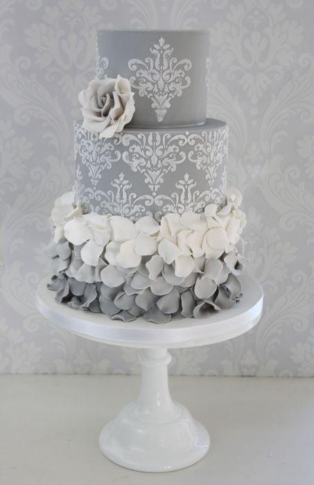 Wedding - Layered Cake