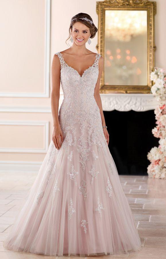 Wedding - Stella York Spring 2017 Collection Elevates Glamour