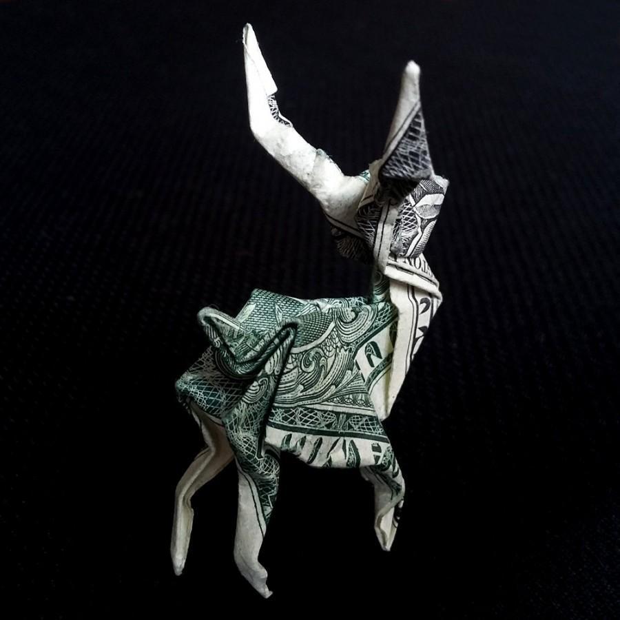 Money Gift Idea: Butterfly, dollar bill origami tutorial, easy ... | 900x900