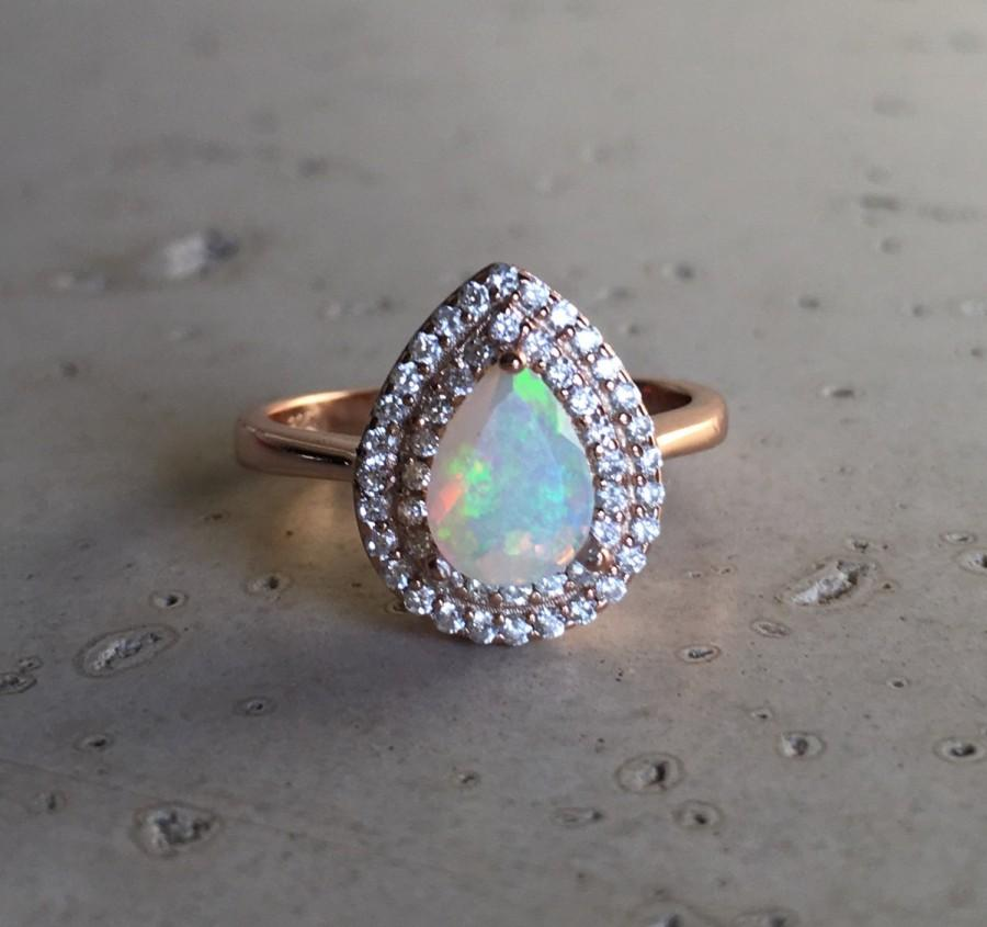 arc alexis products gold natural ring diamond rings opal russell engagement