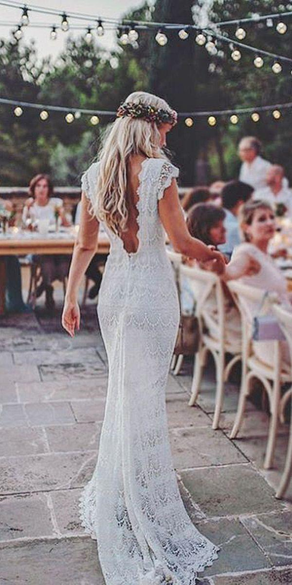 Wedding - 18 Boho Wedding Dresses Of Your Dream