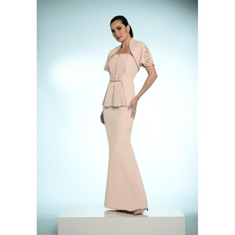 Свадьба - Blush Daymor Mothers Gowns Long Island Daymor Couture 801 Daymor Couture - Top Design Dress Online Shop