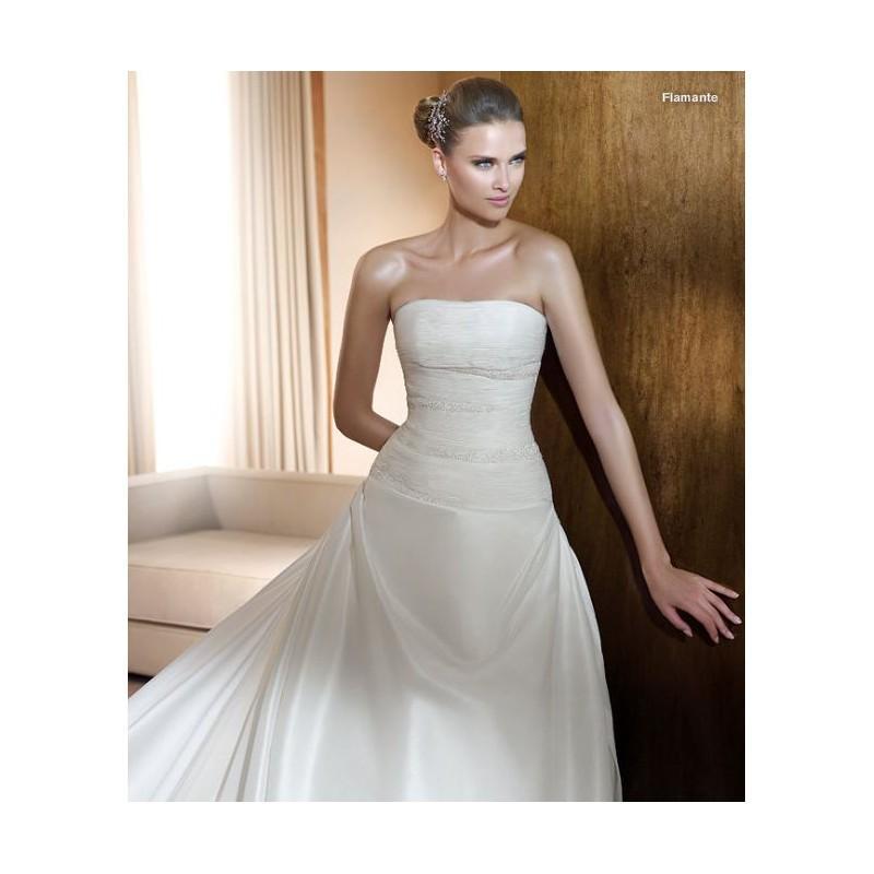 Свадьба - Pronovias Flamante Bridal Gown (2011) (PR11_FlamanteBG) - Crazy Sale Formal Dresses