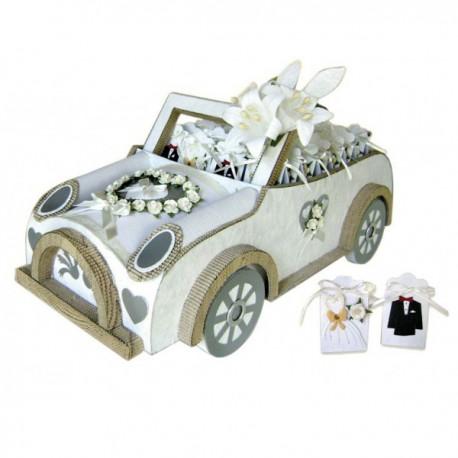 Mariage - Expositor coche de boda